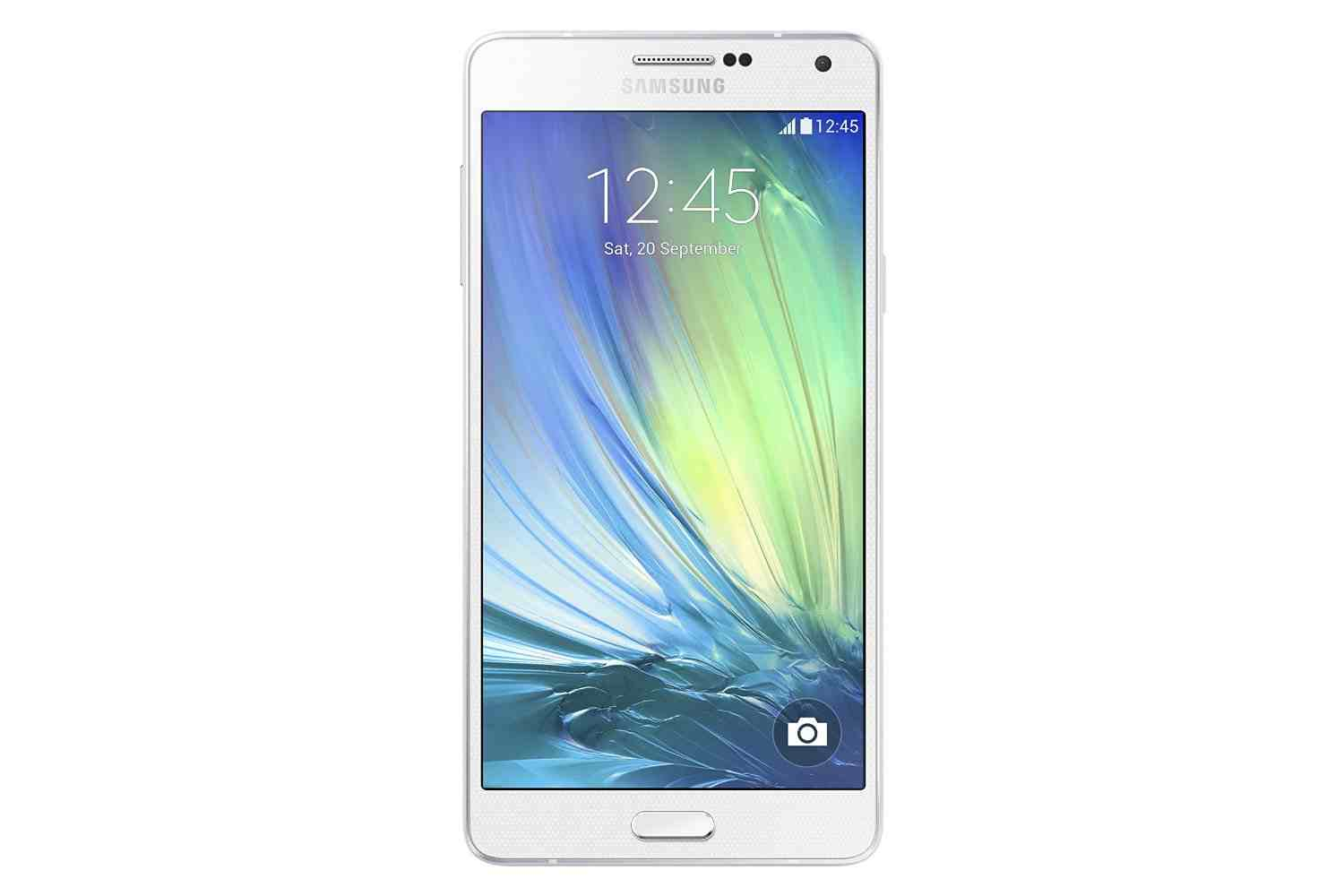 Samsung Galaxy A7 SM-A700FD 16GB White Mobile
