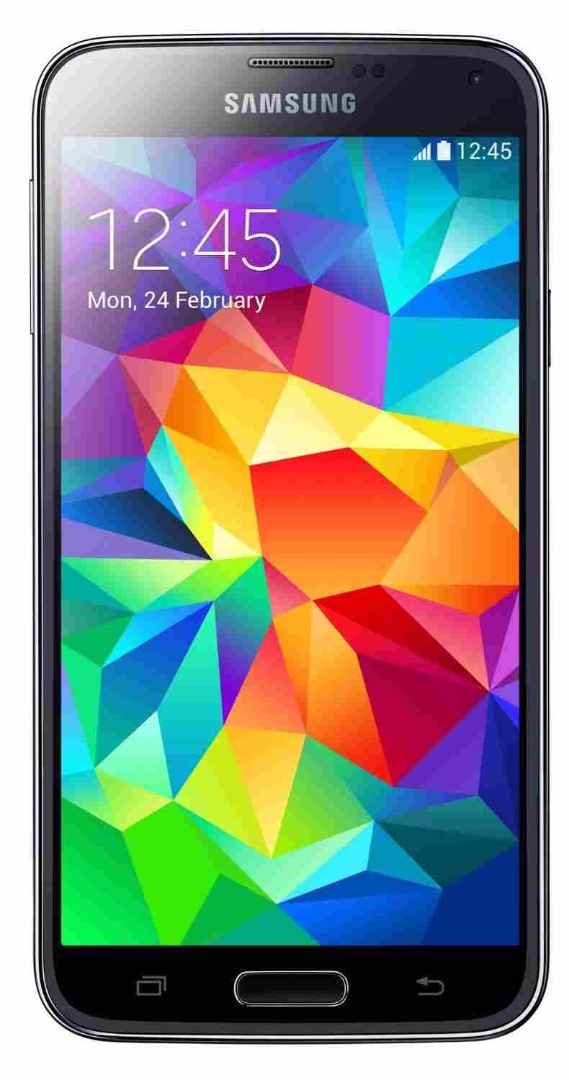 Samsung Galaxy S5 16GB Black Mobile