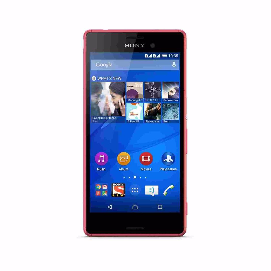 Sony Xperia M4 Aqua Dual 16GB Coral Mobile