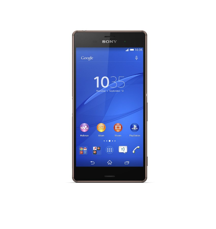 Sony Xperia Z3 16GB Copper Mobile