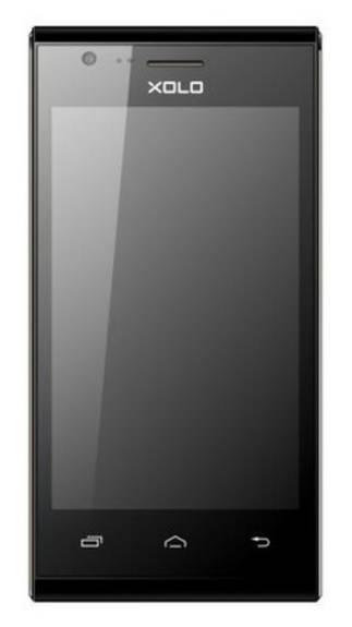 XOLO A550S IPS White Mobile