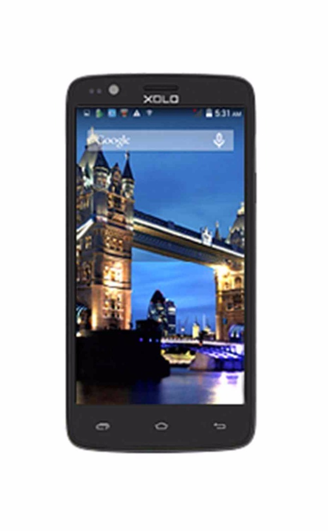 Xolo One 8GB Black Mobile