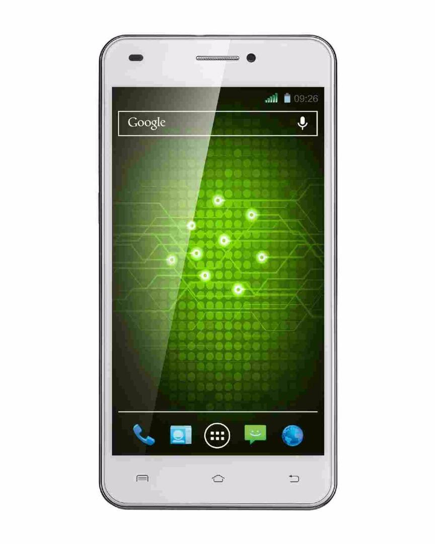 Xolo Q1200 White Mobile