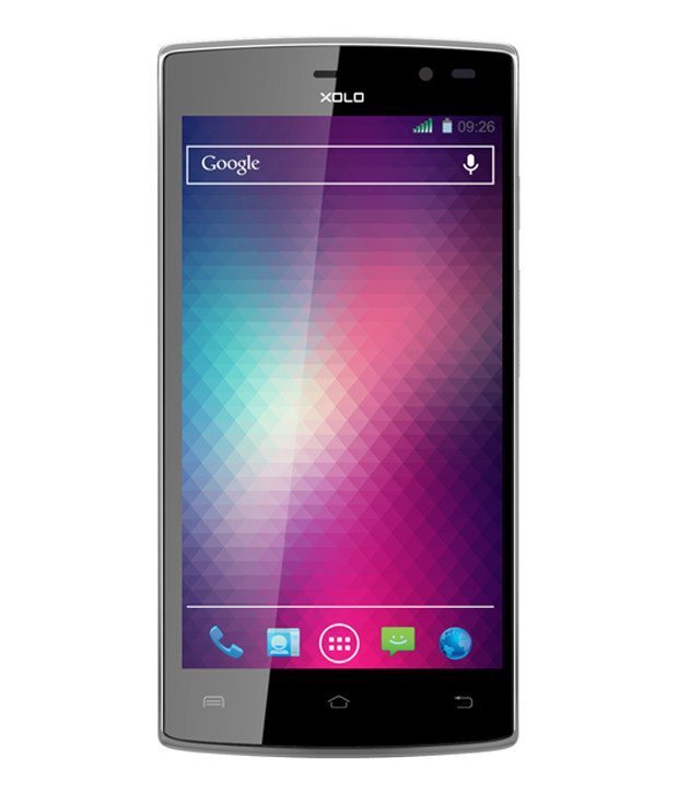 Xolo Q600 Club Black Mobile