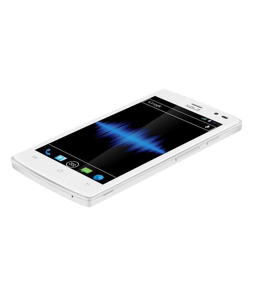 Xolo Q600 Club White Mobile