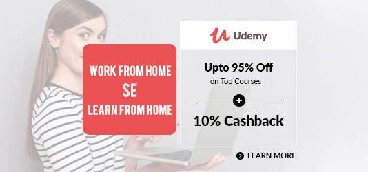 Udemy  Offers Today
