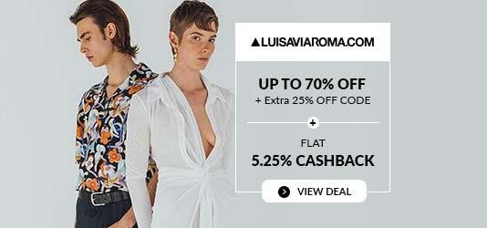 Luisaviaroma Discount Code