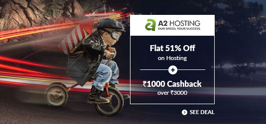A2 Hosting Offers Today