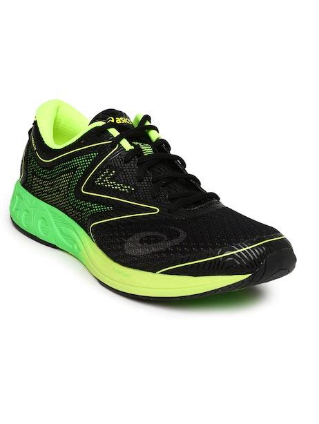 ASICS Men Black Noosa FF Running Shoes