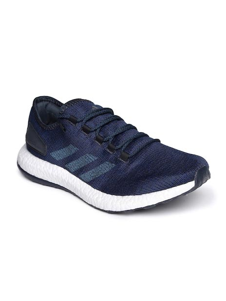 Adidas Men Navy Blue Running Shoes