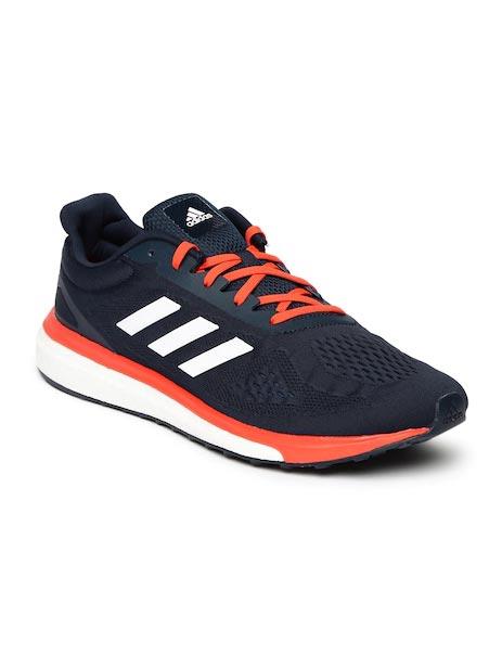 Adidas Men Navy Blue RESPONSE LT Running Shoes
