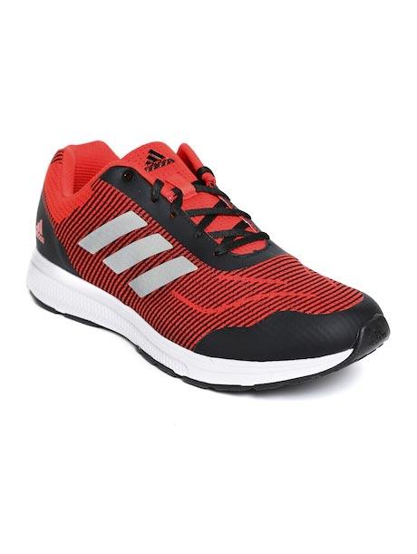 Adidas Men Red & Black RADDIS Running Shoes