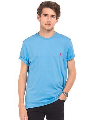 Aeropostale Crew Neck Regular Fit T-Shirt