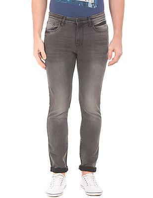 Aeropostale Stone Wash Super Skinny Fit Jeans