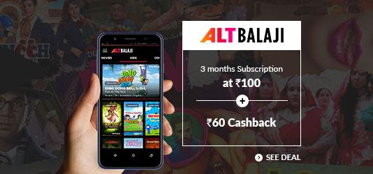 Alt Balaji Offers Today