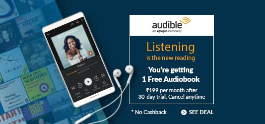 Audible Offers Today