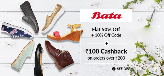 Bata Offers Today