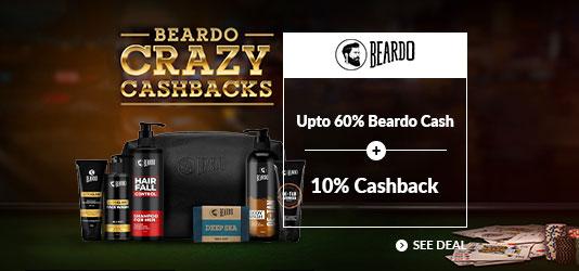Beardo Offers Today