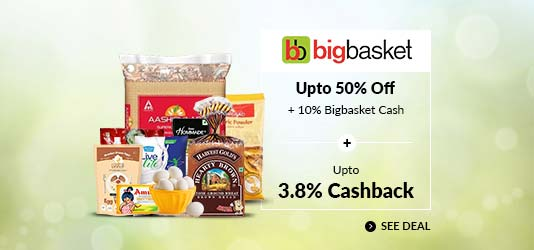 Coupons promo codes cashback offers on 1500 sites cashkaro bigbasket offers today fandeluxe Images