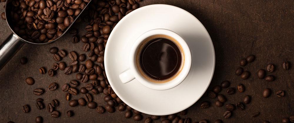 Aromatic Coffee Powder to Make Black Coffee