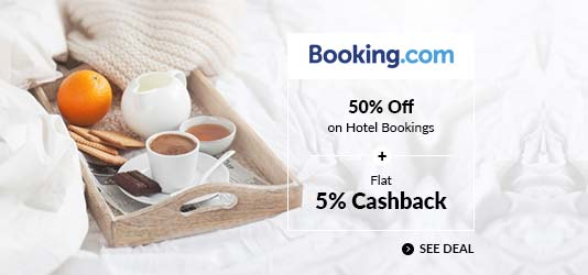 Booking.com Hotels Coupons