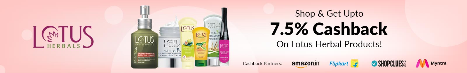 Lotus Products Price List India: Upto 50% Off Offers Online