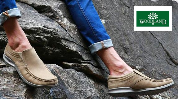 Woodland Shoes Price