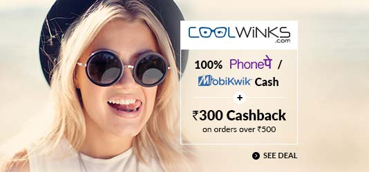 CoolWinks Offers Today