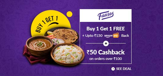 Faasos Offers Today