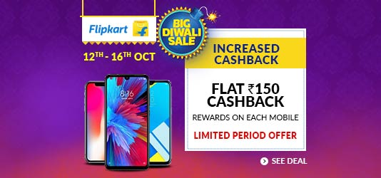 Flipkart Mobiles Offers Today