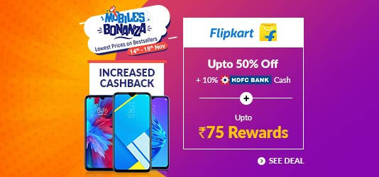 Flipkart Mobiles Offer Today