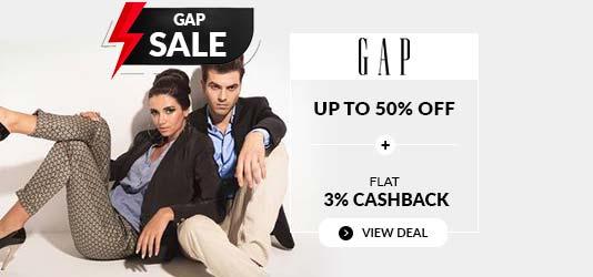 GAP Discount Code