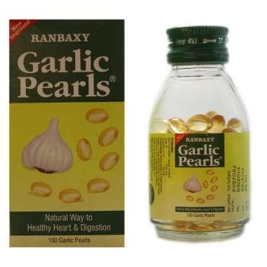 Garlic Pearls Capsules