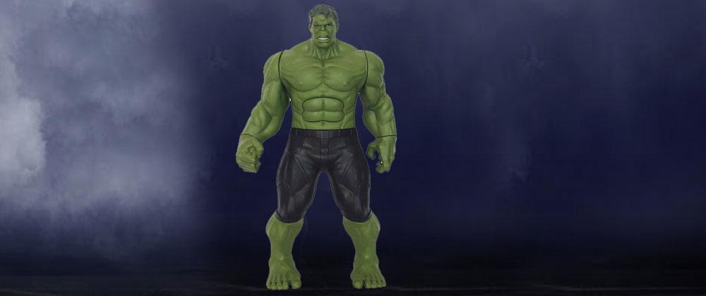 Best Hulk Action Figure Collectibles