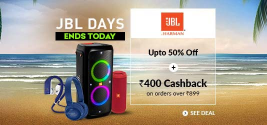 Harman Audio Offers Today