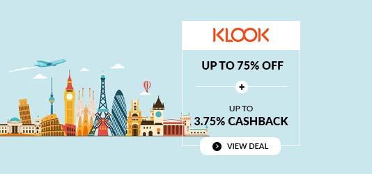 klook-Promo-code