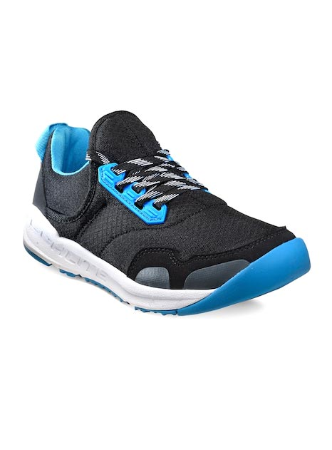 Lee Cooper Men Black Sneakers