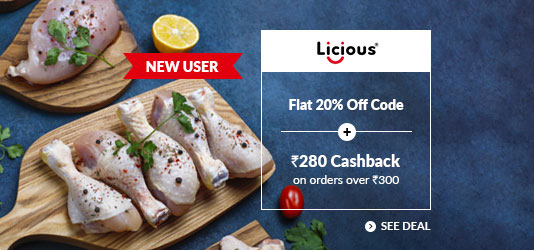 Licious Offers Today