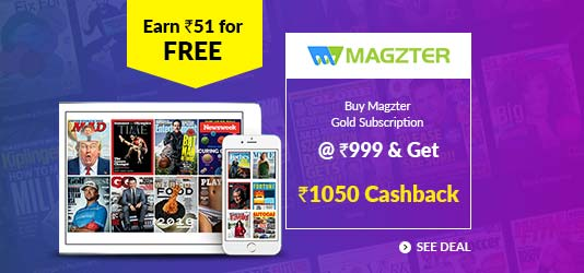 Magzter Offers Today