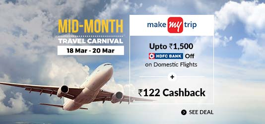Makemytrip Offers Today