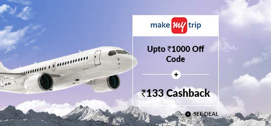 Makemytrip Flights Coupons