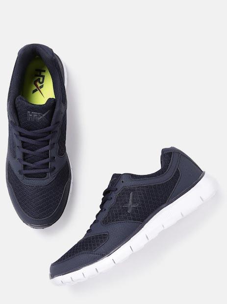 HRX by Hrithik Roshan Men Navy Running Shoes