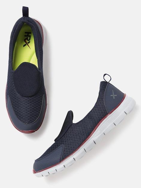 HRX by Hrithik Roshan Men Navy Sports Shoes