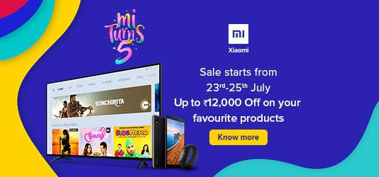 Xiaomi Offers Today