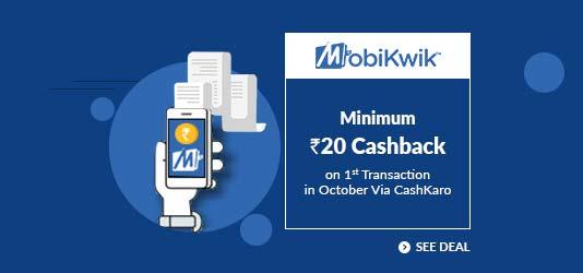 Mobikwik Offers Today