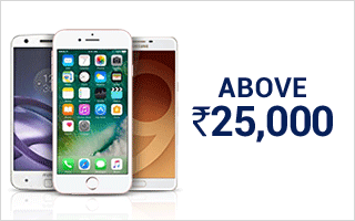 Mobiles Above 25000