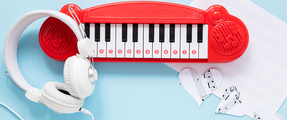 Popular Musical Toys for Babies