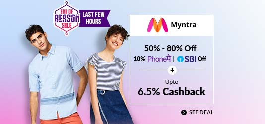Myntra Offers Today
