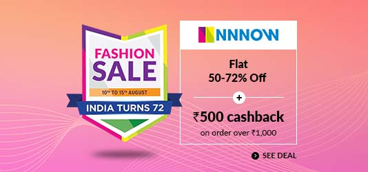 Coupons promo codes cashback offers on 1500 sites cashkaro nnnow offers today fandeluxe Image collections