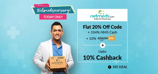 Netmeds Offers Today